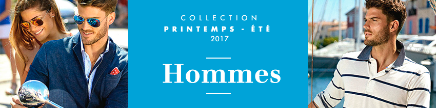 Collection Hommes